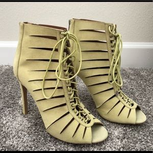 Steve Madden Shoes - Steve Madden Lace-Up Booties - Size 8 - New!!